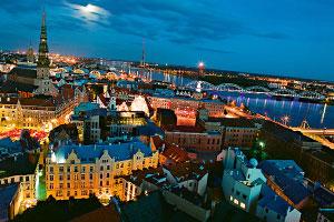 Открытие бизнеса в Латвии со счетом в местном банке.